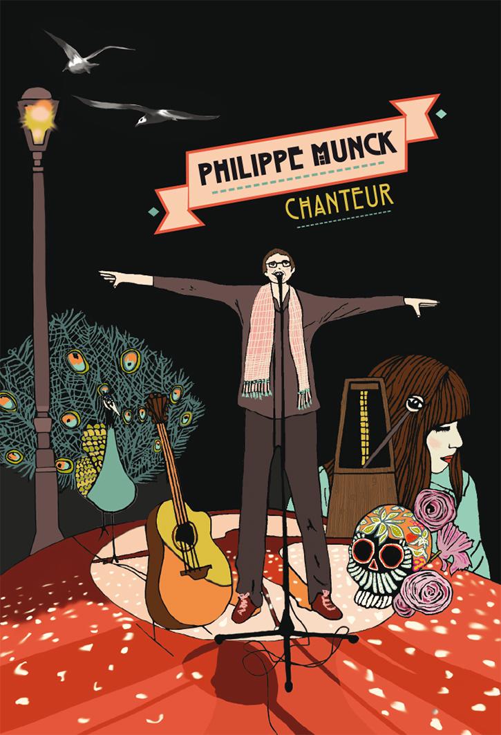 Cartes de visite pour Philippe Munck