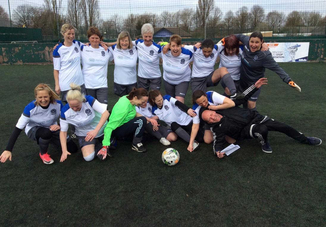 Peoples cup Peterborough ladies 9
