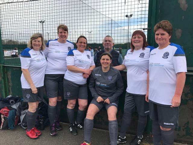 Peoples cup Peterborough ladies 5