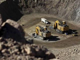 We need disruptive innovation in the mining sector, as well
