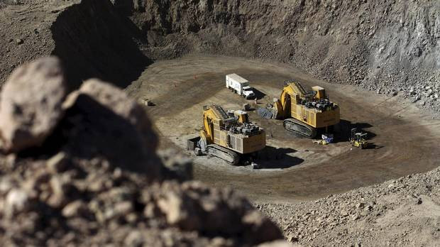 Rick Howes of Dundee Precious Metals says the mining industry needs to innovate and find new efficiencies in an era of depressed metals prices. (IVAN ALVARADO/REUTERS)