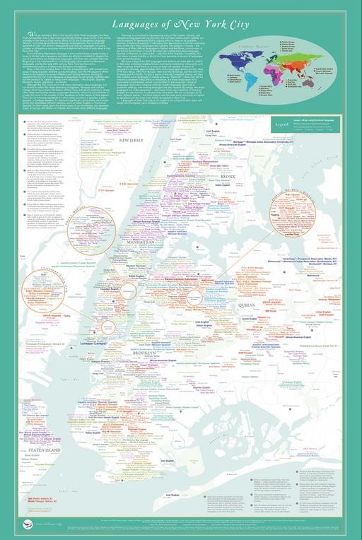 Languages of New York City