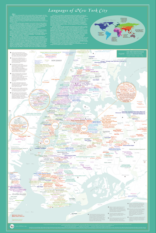 Languages of New York City