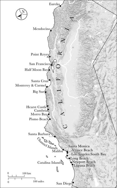 California Coastal Cities