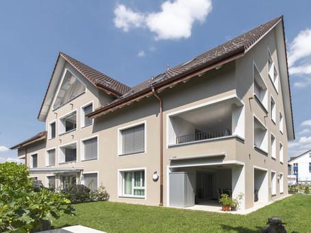 Für jedes Haus die passende Fassadenfarbe