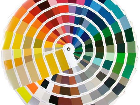 Wandfarben richtig kombinieren