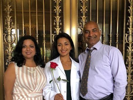 Congratulations to Urvi Gupta!