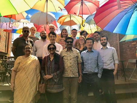 Congratulations to Dr. Debasish Sinha!