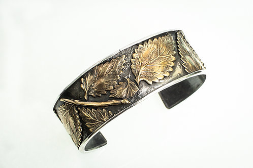 "Botanical cuff 3/4"" wide"