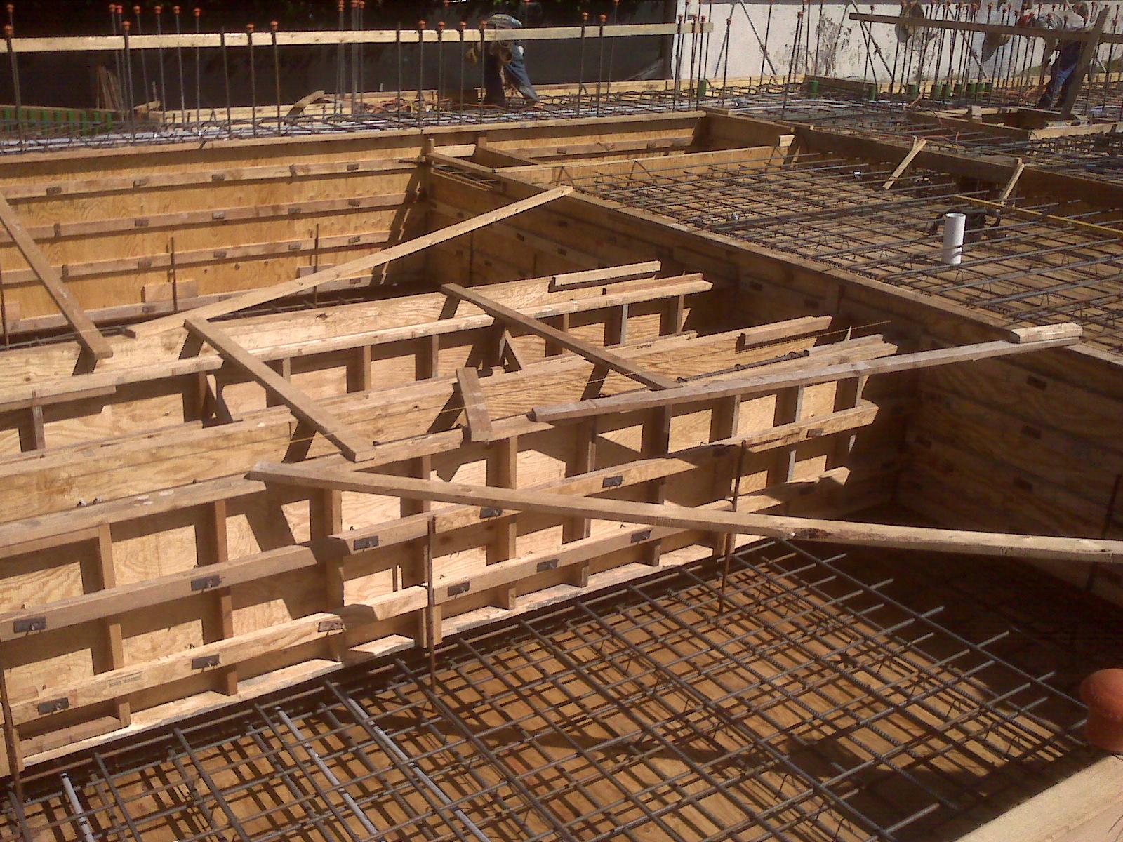 Structural Matt Formwork