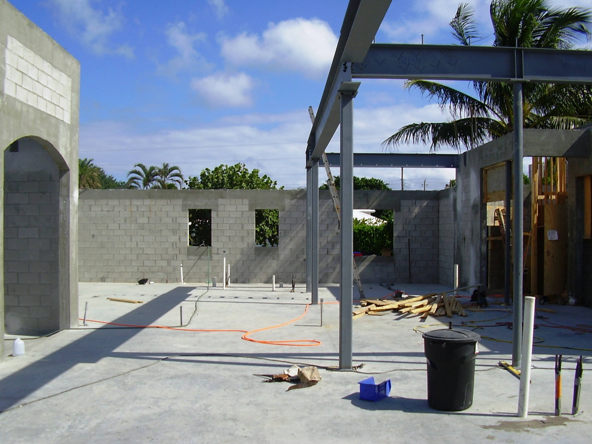 Structural Steel Beam and Columns