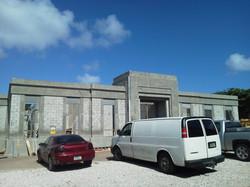 8,800 sqft Custom Residence - Tie Beam Completed