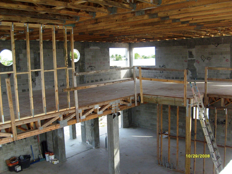 Wood Deck System