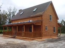 Log Cabin Turn-Key