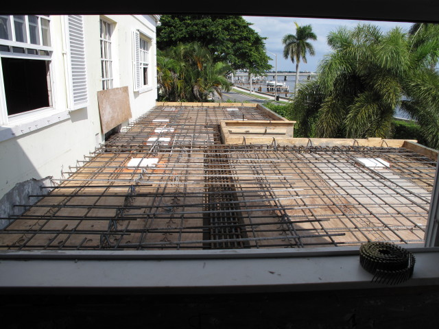 Cast in Place Balcony Reinforcing System