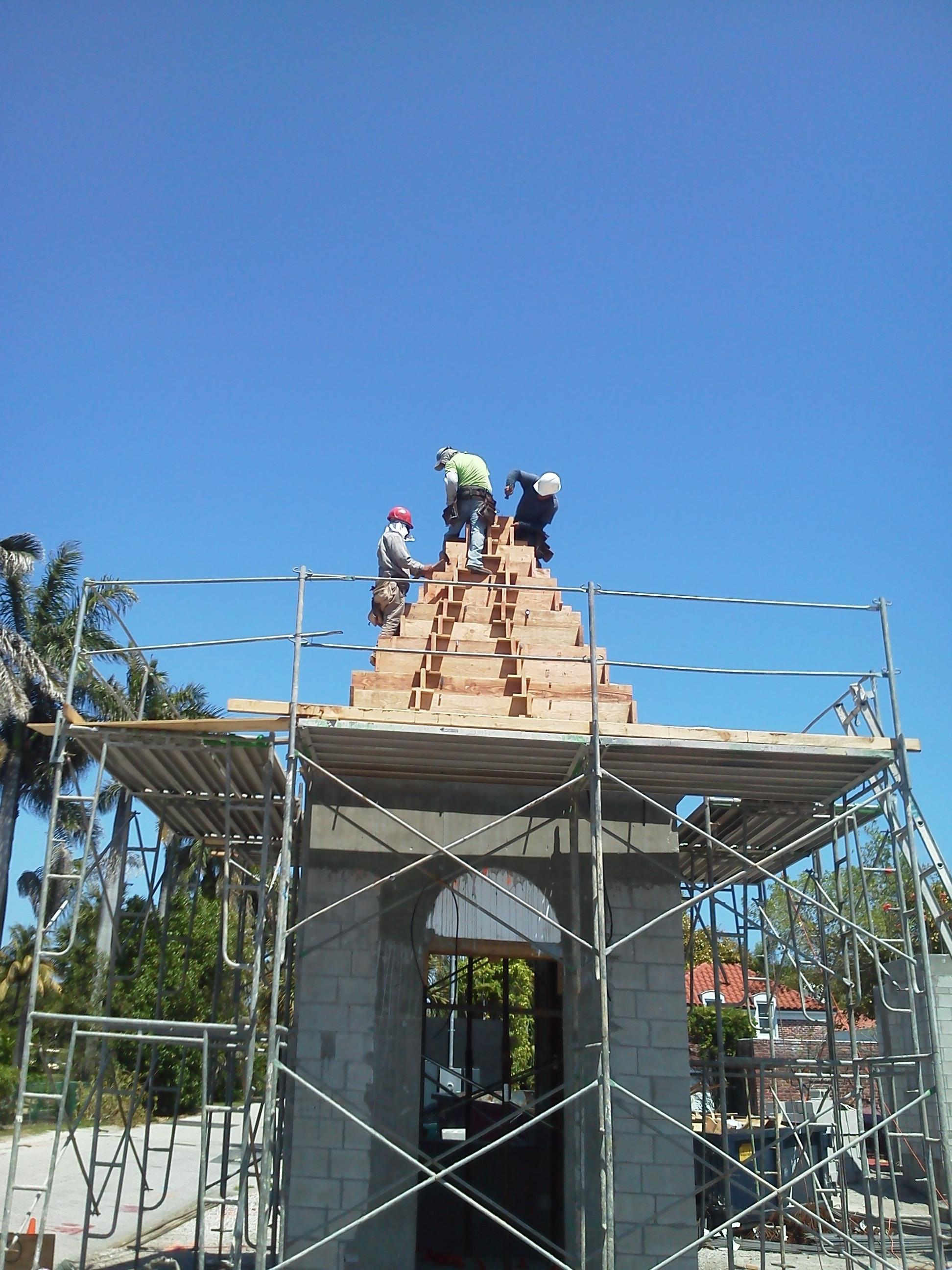 Custom Concrete Formwork 2