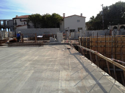 40,000 sqft Addition Cast in Place Deck System