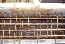 Structural Matt Reinforcing Steel