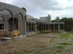 Cast in Place Arch and Rountda Work
