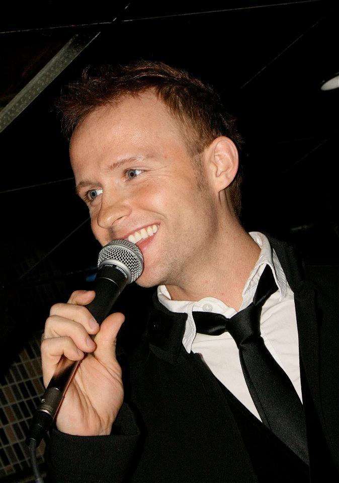 Grammy Nominee Marty Thomas