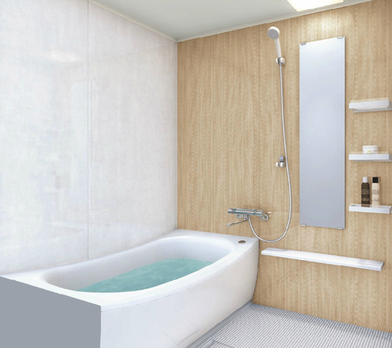 浴室 BATHROOMS