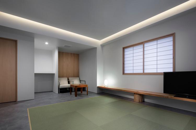 ワイドモダンジャパニーズルーム Modern Japanese room for 5pax.