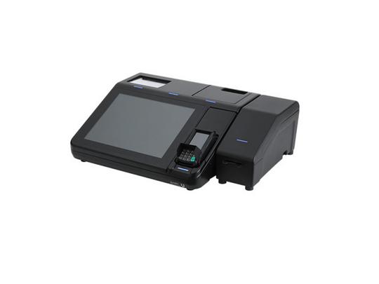 自動精算機チェックインシステム check in machine is available.