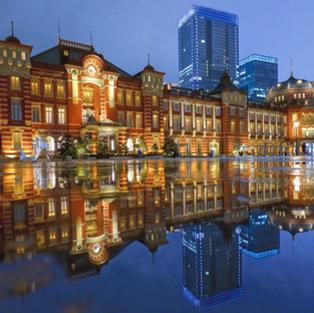 東京駅 約20分電車 TOKYO STATION 20min by train.