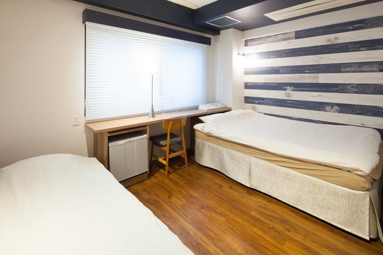 スタンダードツインルーム Standard Twin room