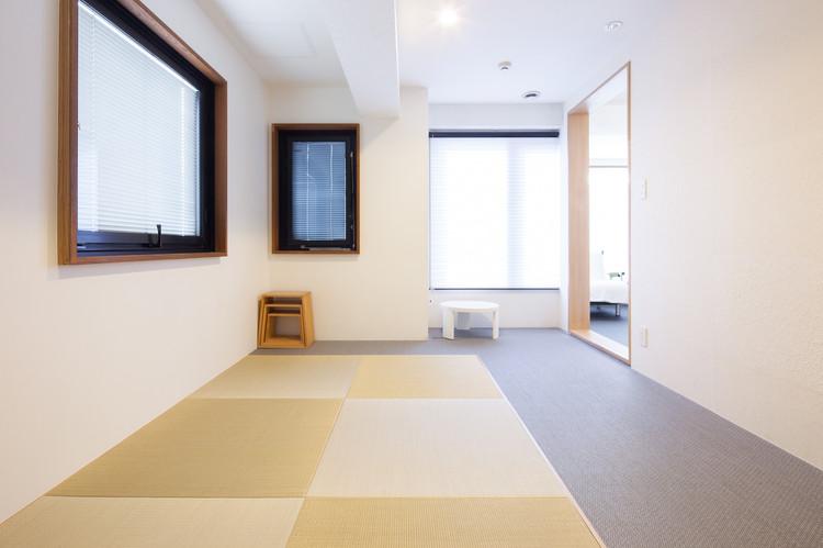 モダンジャパニーズルーム Modern japanese room