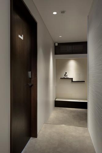 ホテル廊下 corridor