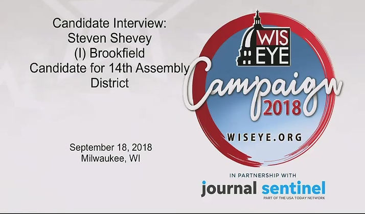 Wisconsin Eye Interview