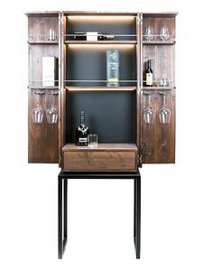 Capone - bar cabinet