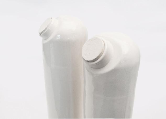 Bottle - Porcelain
