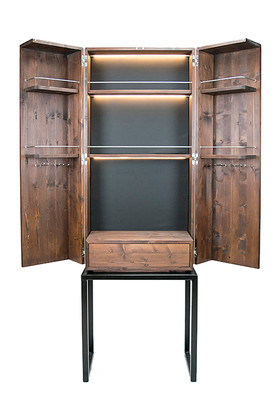 Capone - Bar Cabinet