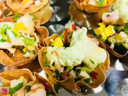 Shrimp Salad Cups