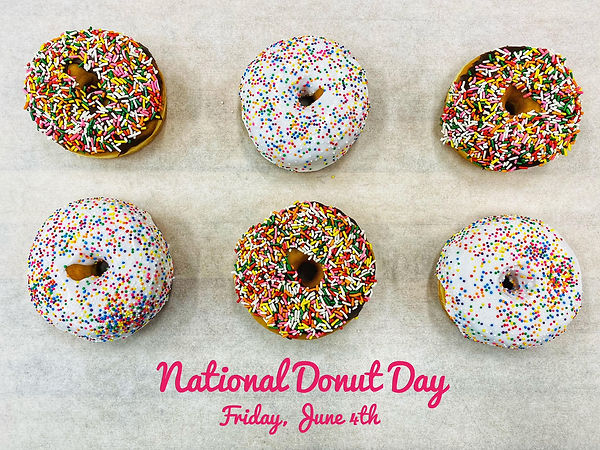 National Donut Day - La Imperial Bakery.