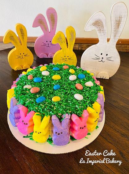 Easter Cake 2021 - La Imperial Bakery.jp