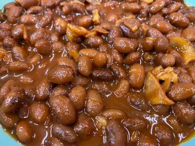 Baked Beans - La Imperial Bakery