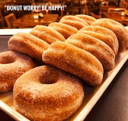 Sugar Donuts at La Imperial Bakery