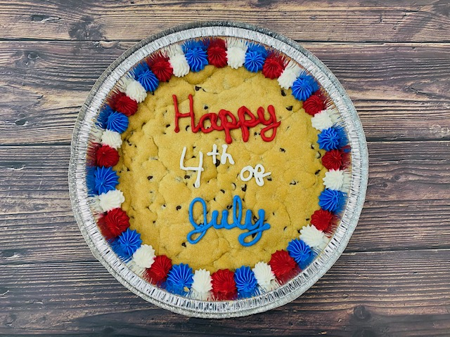 4th of July Cookie - La Imperial Bakery.