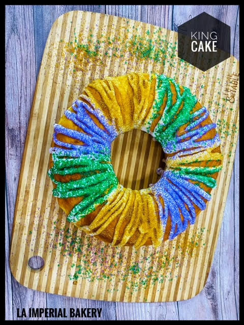 2021 King Cake - La Imperial Bakery.jpg