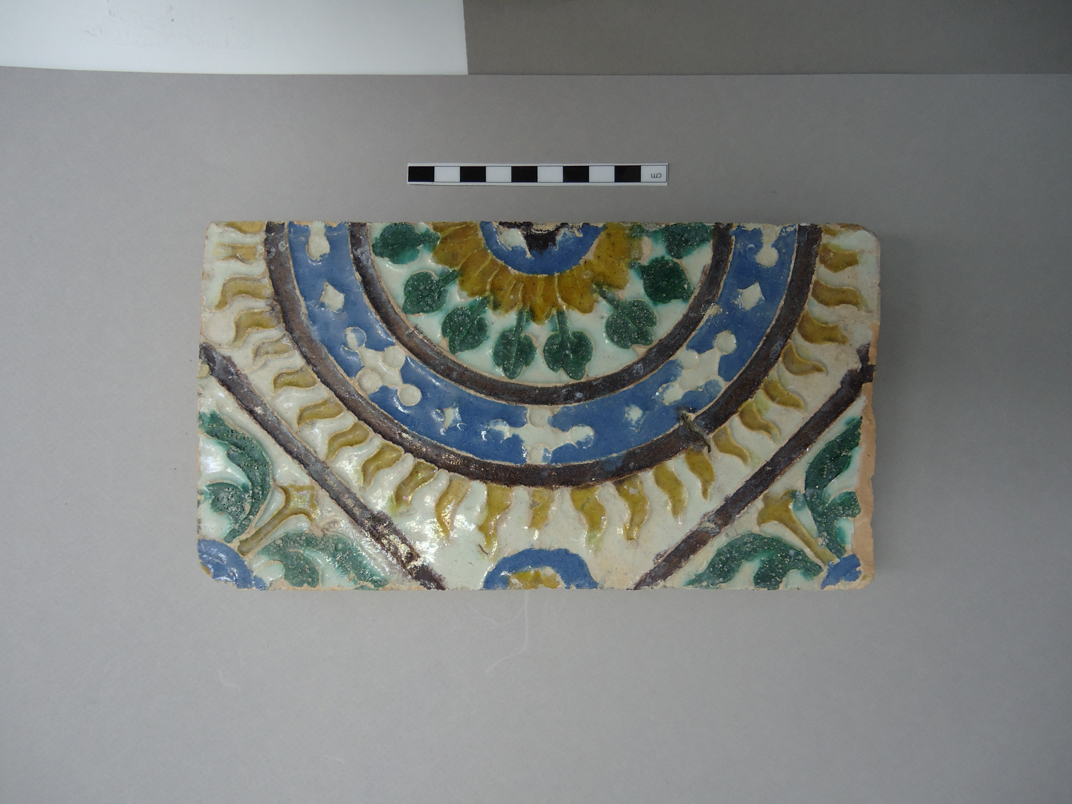 Hispanic Arista tile 01