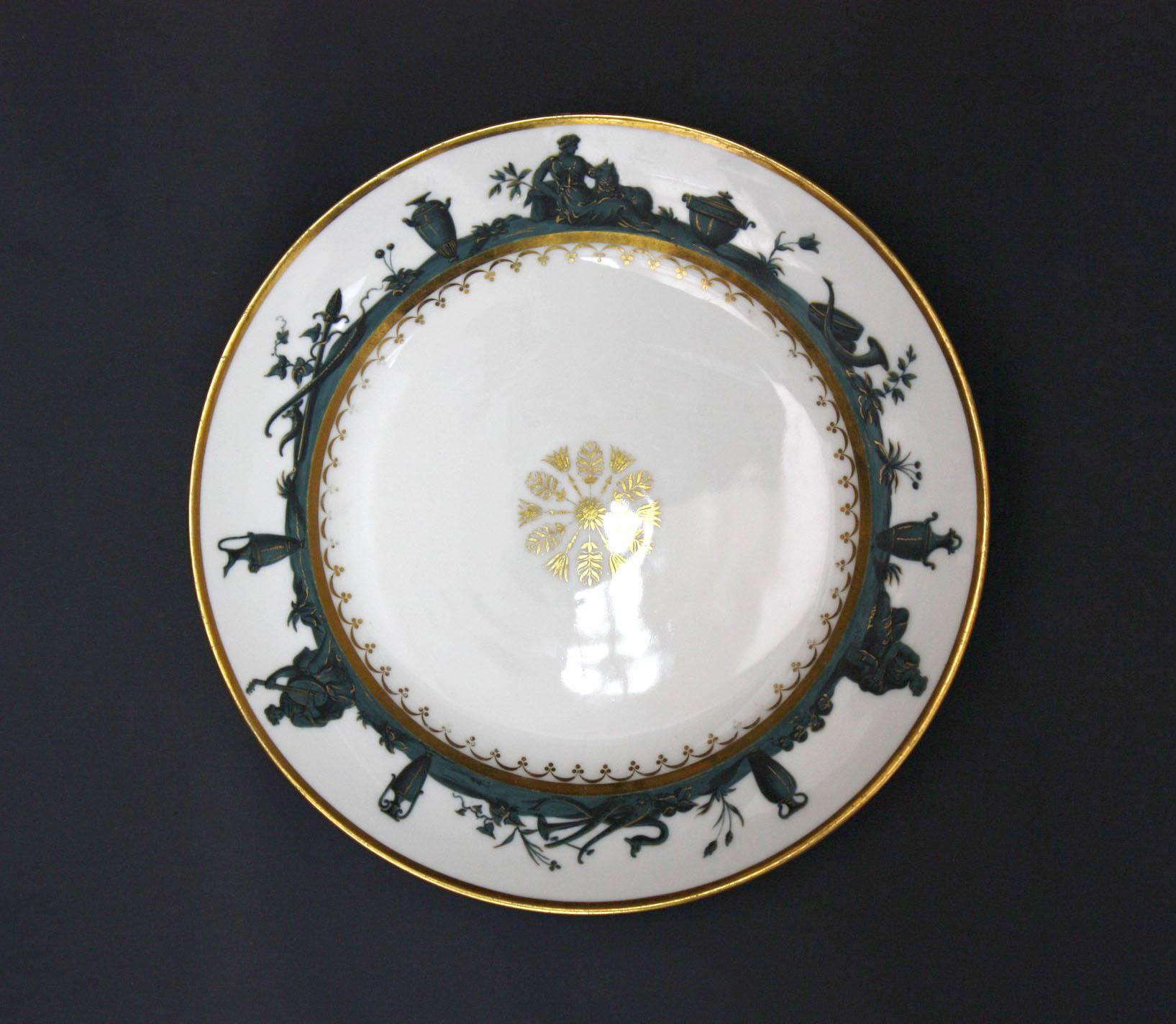Dihl Guerhard neoclassical dish 06