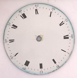 Clock dial 01