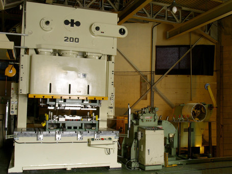 OBW200 本社工場に導入