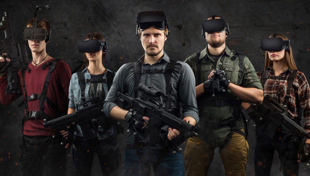 VR мультиплеер