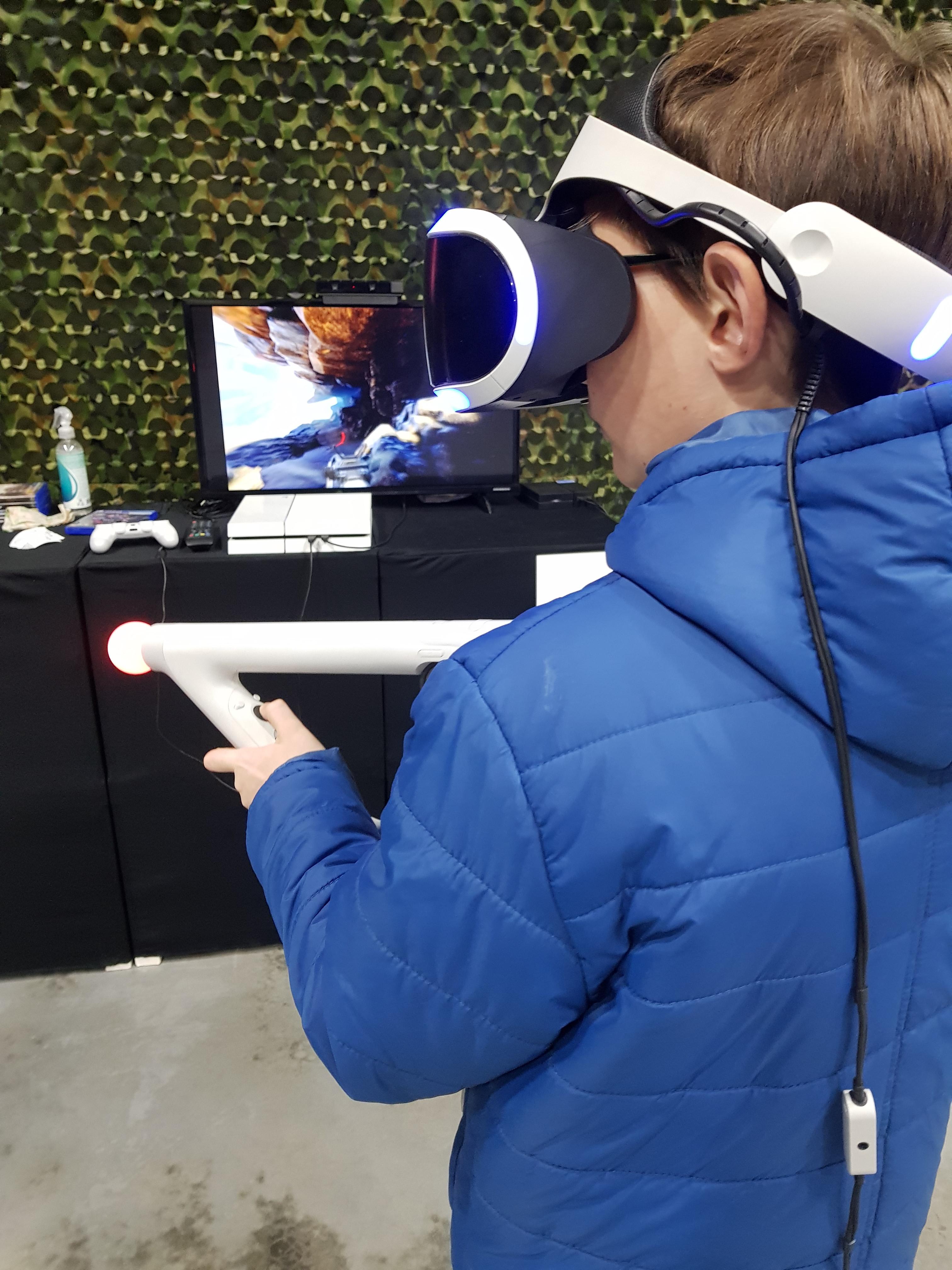 Арена виртуальной реальности