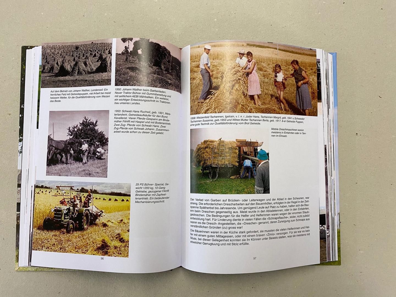 Ein Bauernleben auf dem Frienisberg von Heinz Schwab
