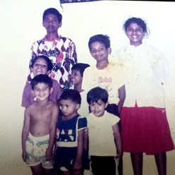 Family Picture, Aged 7